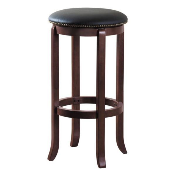 American Heritage Billiards Princess Swivel Bar Stool
