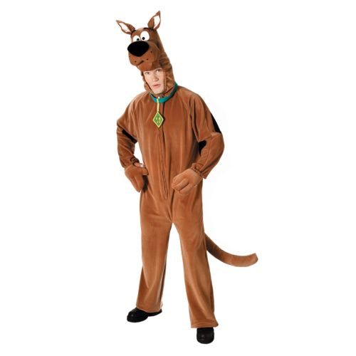 Scooby-Doo Costume - Adult
