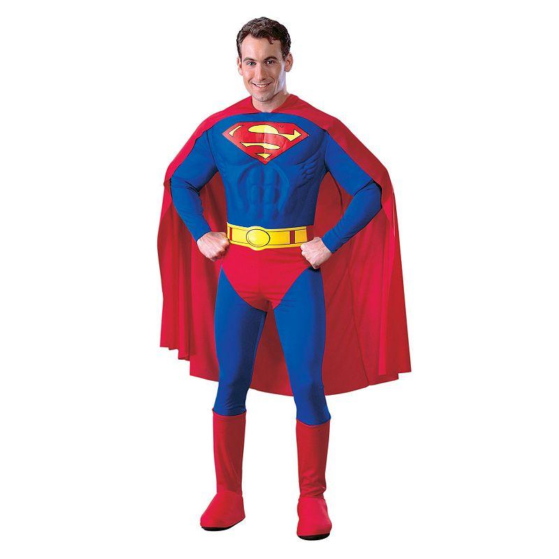 Superman Deluxe Costume - Adult