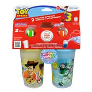 Disney/Pixar Toy Story 2-pk. Insulated Sippy Cups by The First Years