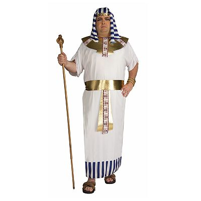 Pharaoh Costume - Adult Plus