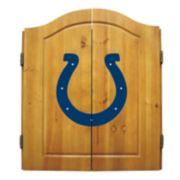 Indianapolis Colts Dartboard Cabinet