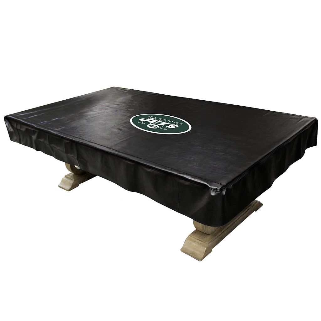 New York Jets Pool Table Cover
