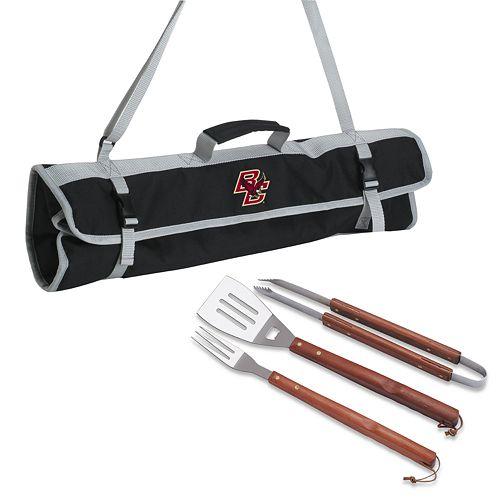 Boston College Eagles 4-pc. Barbecue Tote Set