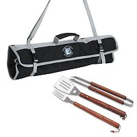 UConn Huskies 4 pc Barbecue Tote Set