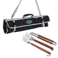 Florida Gators 4 pc Barbecue Tote Set