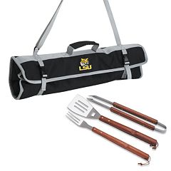 LSU Tigers 4-pc. Barbecue Tote Set