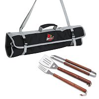 Louisville Cardinals 4-pc. Barbecue Tote Set