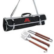 Minnesota Golden Gophers 4 pc Barbecue Tote Set
