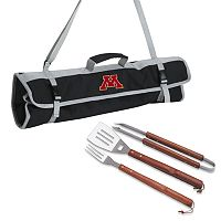 Minnesota Golden Gophers 4-pc. Barbecue Tote Set