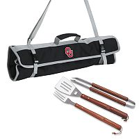 Oklahoma Sooners 4-pc. Barbecue Tote Set
