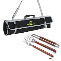 Oregon Ducks 4-pc. Barbecue Tote Set