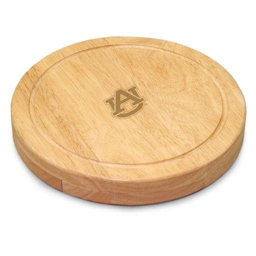 Auburn Tigers 5-pc. Cheese Board Set