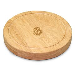 Colorado State Rams 5 pc Cheese Board Set