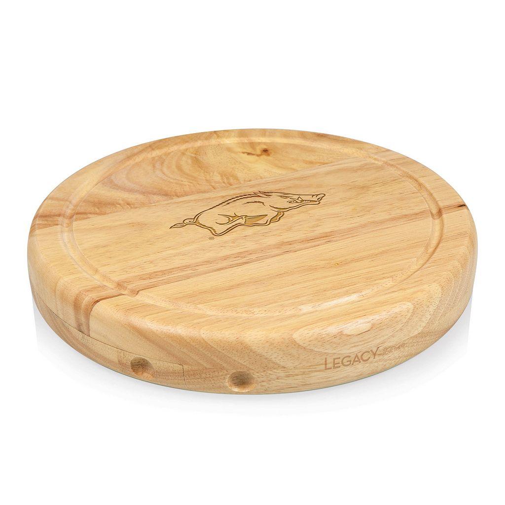 Arkansas Razorbacks 5-pc. Cheese Board Set