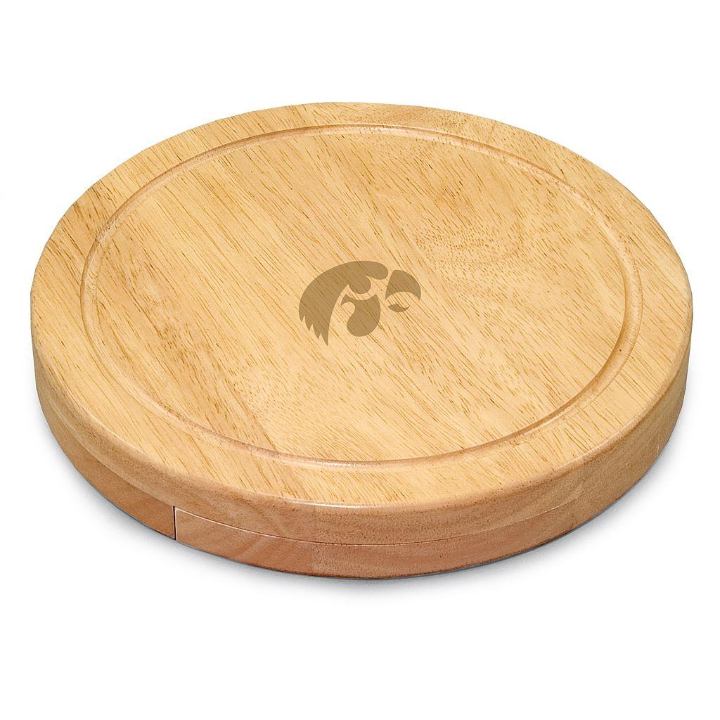 Iowa Hawkeyes 5-pc. Cheese Board Set