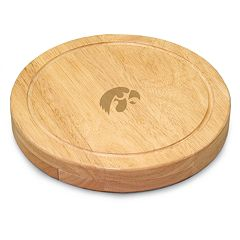 Iowa Hawkeyes 5-pc. Cheese Board Set
