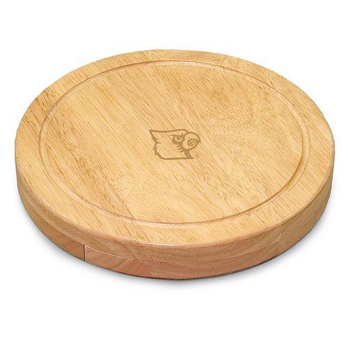 Louisville Cardinals 5-pc. Cheese Board Set