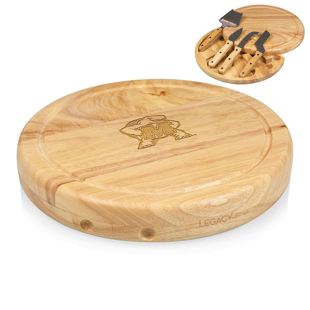 Maryland Terrapins 5-pc. Cheese Board Set
