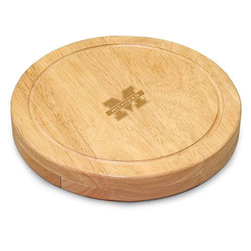 Michigan Wolverines 5-pc. Cheese Board Set