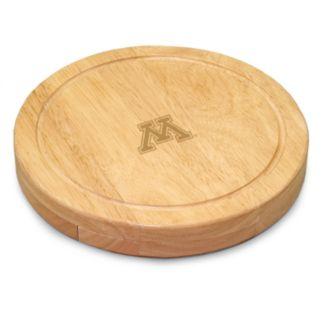 Minnesota Golden Gophers 5-pc. Cheese Board Set