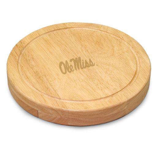 Ole Miss Rebels 5-pc. Cheese Board Set