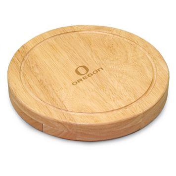 Oregon Ducks 5-pc. Cheese Board Set