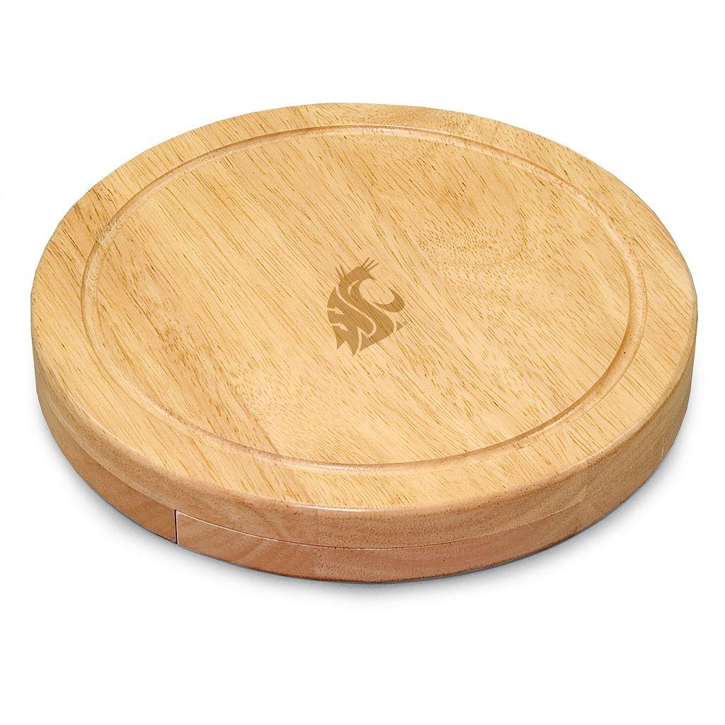 Washington State Cougars 5-pc. Cheese Board Set