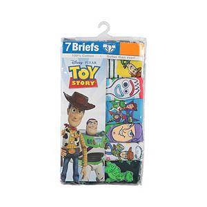 """Disney© """"Toy Story"""" 7-pk. Briefs"""