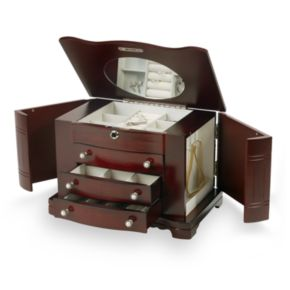 Mele & Co Cherry Jewelry Box