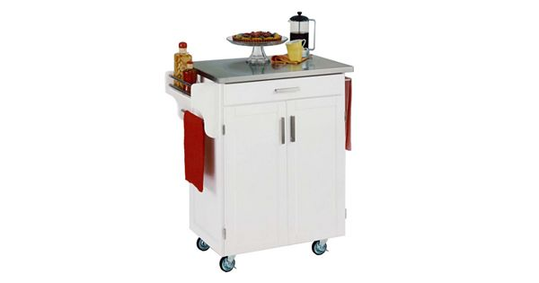 Stainless steel top cuisine kitchen create a cart for Application creation cuisine