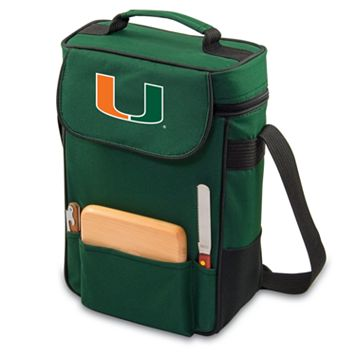 Miami Hurricanes Insulated Wine Cooler