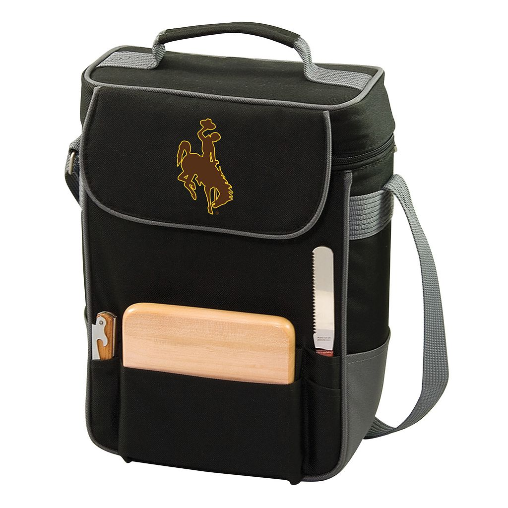 Wyoming Cowboys Insulated Wine Cooler