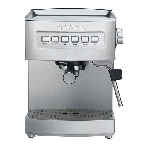 Cuisinart® Programmable Espresso Maker