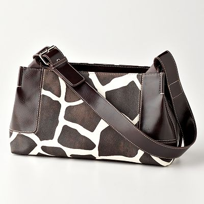 Nine and Co. Triple Shot Giraffe Hobo