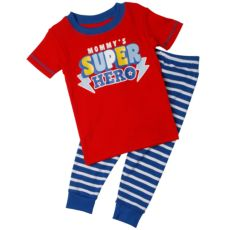 Carter's Mommy's Super Hero Pajama Set