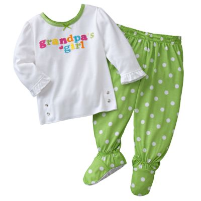 Carter s snap waist footed pajamas http www kohls com kohlsstore prd