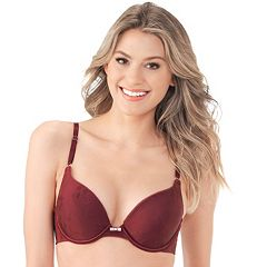 Womens Red Push-Up Bras - Underwear, Clothing | Kohl's
