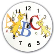 Trend Lab® Dr. Seuss? ABC Wall Clock