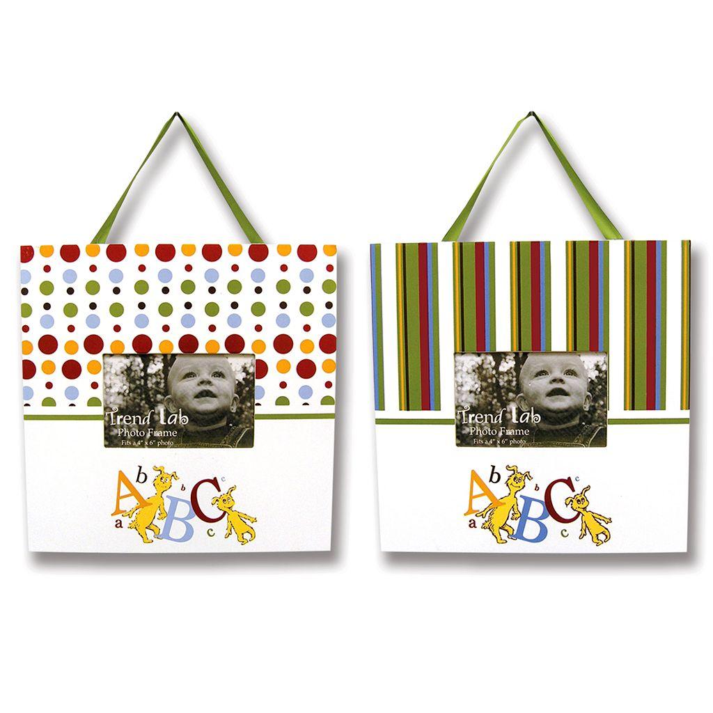 Trend Lab® Dr. Seuss™ ABC Frame Set
