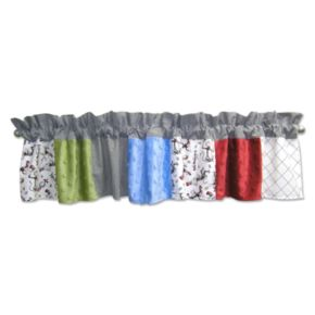 Trend Lab® Dr. Seuss™ The Cat in the Hat™ Window Valance