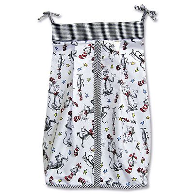 Trend Lab Dr. Seuss The Cat in the Hat Diaper Stacker
