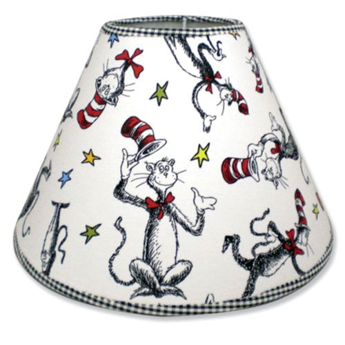 Trend Lab Dr. Seuss The Cat in the Hat Lamp Shade