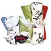Trend Lab Dr. Seuss The Cat in the Hat 8-pc. Bib and Burp Cloth Set