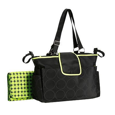 Carter's Dot Tote Diaper Bag