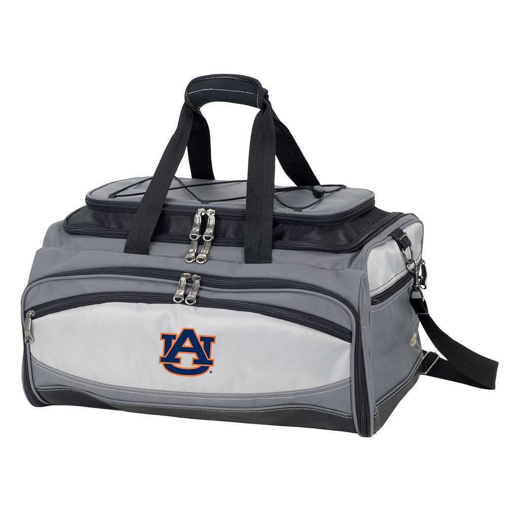 Auburn Tigers 6-pc. Charcoal Grill & Cooler Set