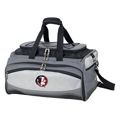 Florida State Seminoles 6-pc. Charcoal Grill & Cooler Set