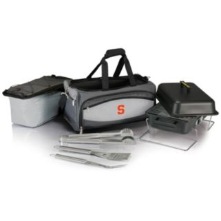 Syracuse Orange 6-pc. Charcoal Grill & Cooler Set
