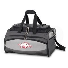 Arkansas Razorbacks 6-Piece Grill & Cooler Set