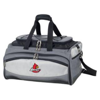 Louisville Cardinals 6-pc. Charcoal Grill & Cooler Set